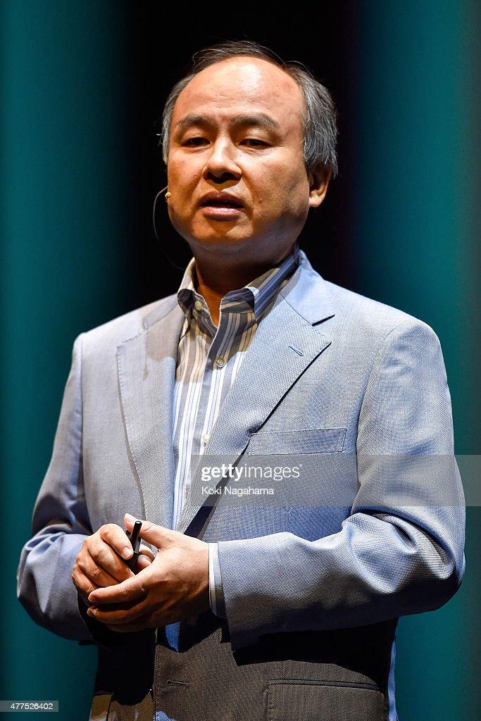 Masayoshi Son