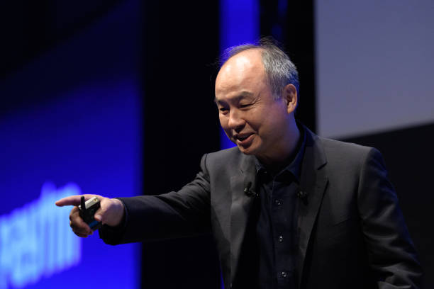 JPN: Key Speakers at SoftBank World Event