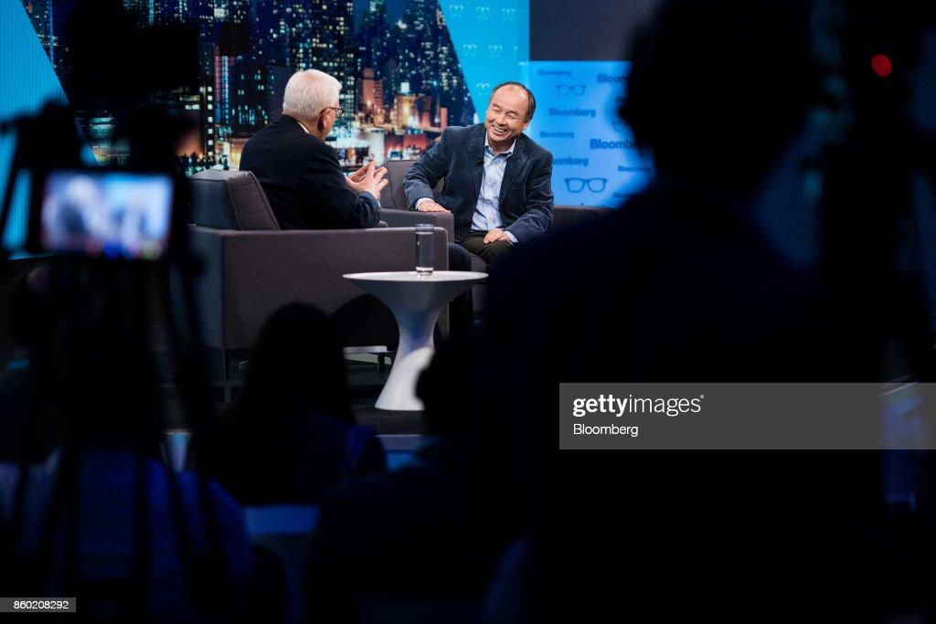 Softbank Group CEO Masayoshi Son Speaks On The David Rubenstein Show