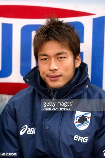 Masayuki Yanagisawa Sampdoria