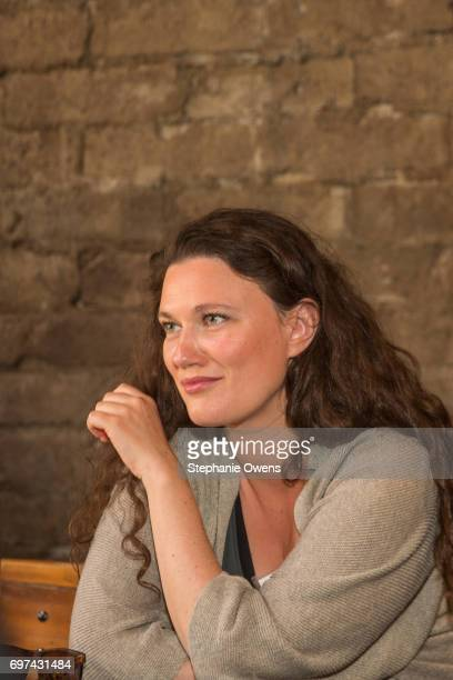 Mascha Schilinski attends the DGA Reception during 2017 Los Angeles Film Festival at City Tavern on June 16 2017 in Culver City California