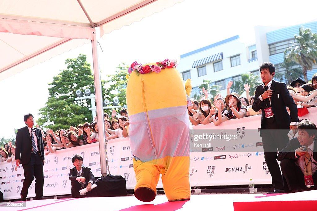 MTV Video Music Awards Japan 2014 - Arrivals : ニュース写真