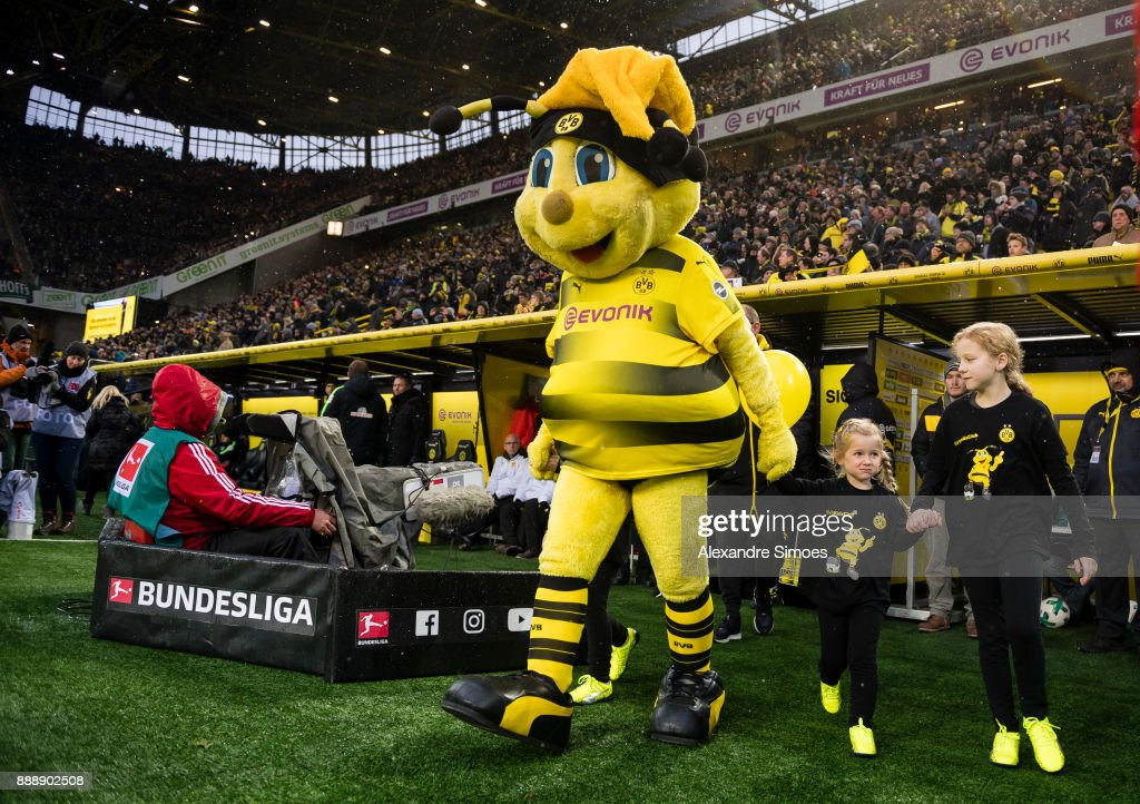 Mascot Emma Of Borussia Dortmund During The Bundesliga Match Between News Photo Getty Images
