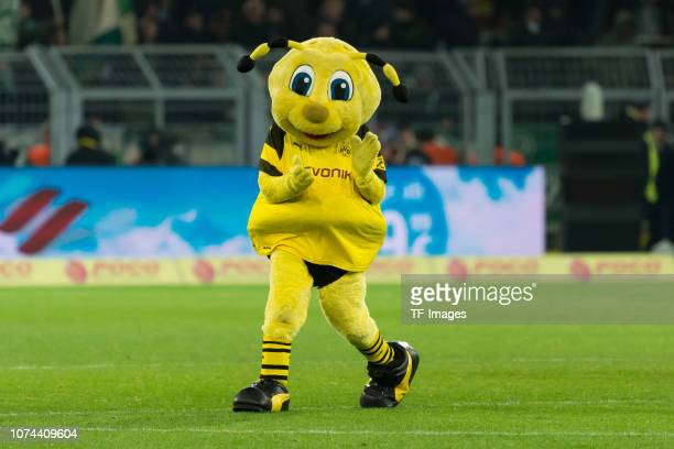 329 Dortmund Mascot Emma Photos And Premium High Res Pictures Getty Images
