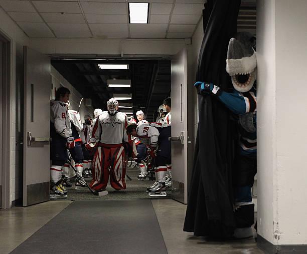 Washington Capitals v San Jose Sharks