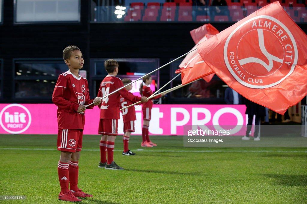 Almere City v FC Dordrecht - KNVB Beker