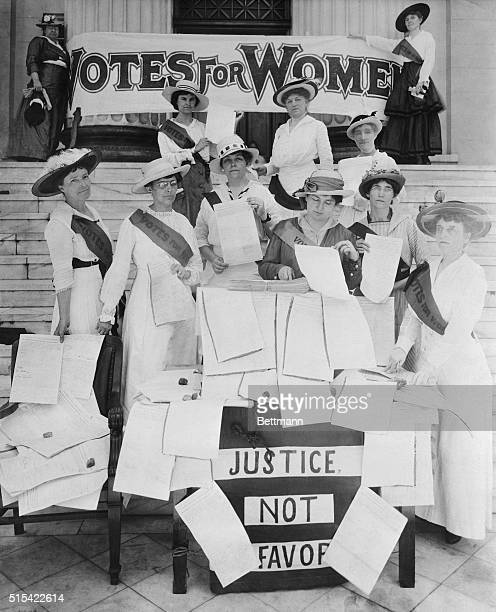 Masculine scorn and opposition spurred rather than deterred the feminist movement and the suffragettes became bolder. During the Civil War, many...