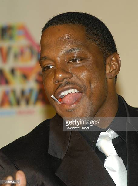 Mase during 2004 MTV Video Music Awards Press Room at American Airlines Arena in Miami Florida United States