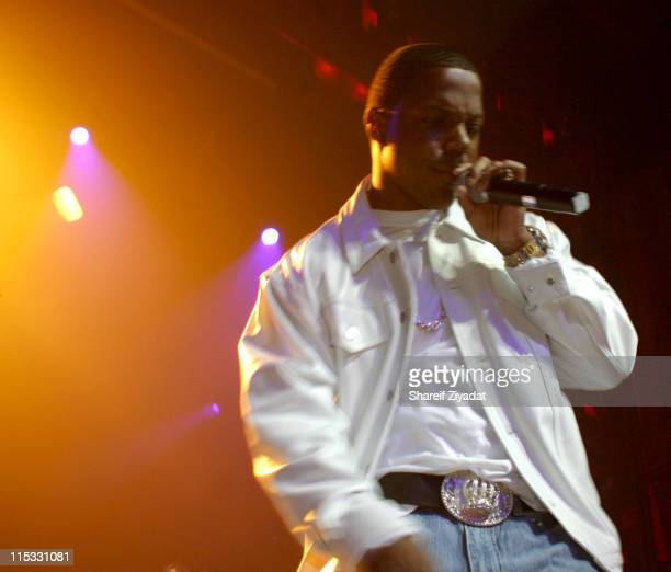 Mase during Mase Release Party to Launch his New Album Welcome Back at Webster Hall in New York United States