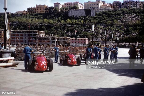 Maserati 250F Grand Prix of Monaco Circuit de Monaco 13 May 1956