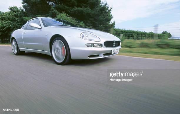 Maserati 3200 GT at speed 2000