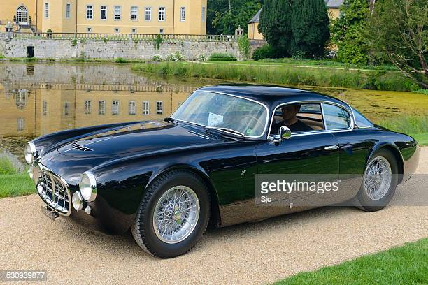 Maserati A6G Frua Berlinetta classic sports car