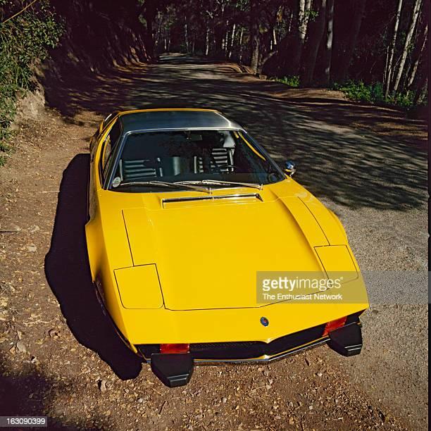Maserati Bora - 1973