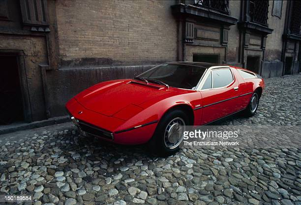 Maserati Bora Factory Tour - Drive. On the cobblestone streets of Italy. The Maserati is a 2-door, mid-engine, performance coupe built from 1971...
