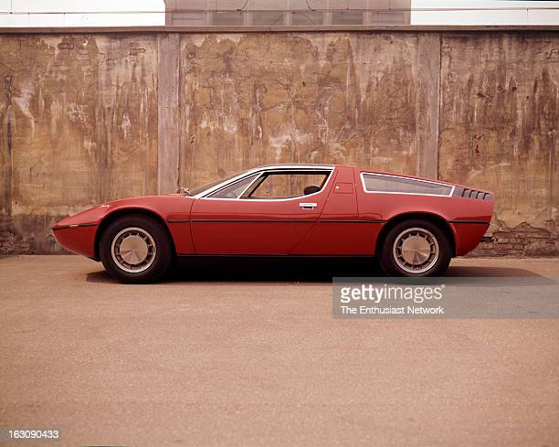 Maserati Bora Factory Tour Drive On the cobblestone streets of Italy The Maserati is a 2door midengine performance coupe built from 1971 through 1978...