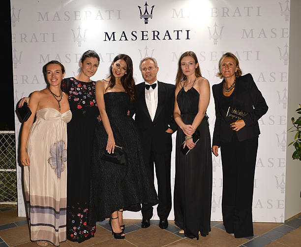 Celebrities At The Terrazza Maserati - Day 1 - The 70th Venice ...