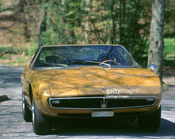 Maserati Ghibli 2000