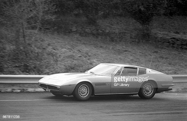 Maserati Ghibli production Gran Turismo in action
