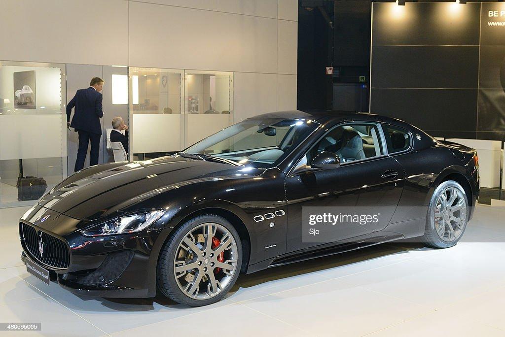 Maserati GranTurismo : Stock Photo