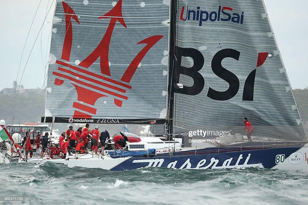 2015 Sydney To Hobart : News Photo