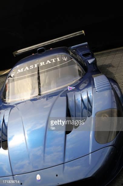 maserati mc12 - maserati stock pictures, royalty-free photos & images