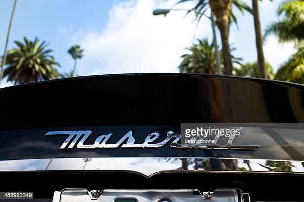 maserati - maserati stock pictures, royalty-free photos & images