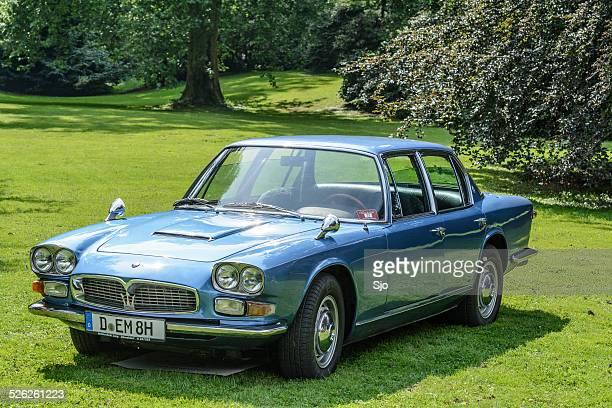 Maserati Quattroporte classic saloon car