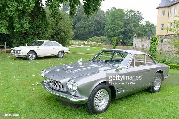 Maserati Sebring 3500 GTI and Alfa Romeo 2600 Sprint