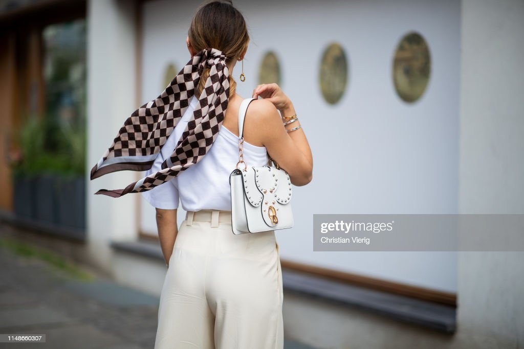 Street Style - Berlin - May 11, 2019 : Photo d'actualité