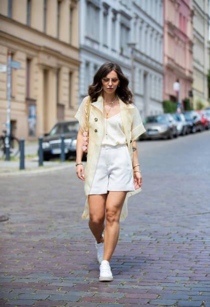 DEU: Street Style - Berlin - June 02, 2020