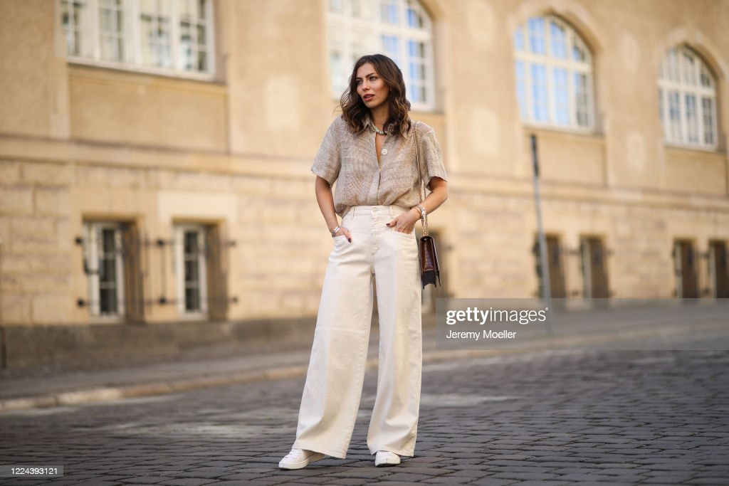 Street Style - Berlin - May 6, 2020 : Photo d'actualité