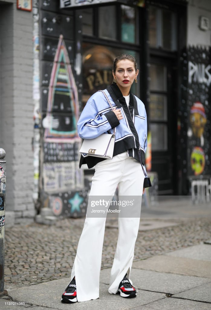DEU: Street Style - Berlin - March 19, 2019