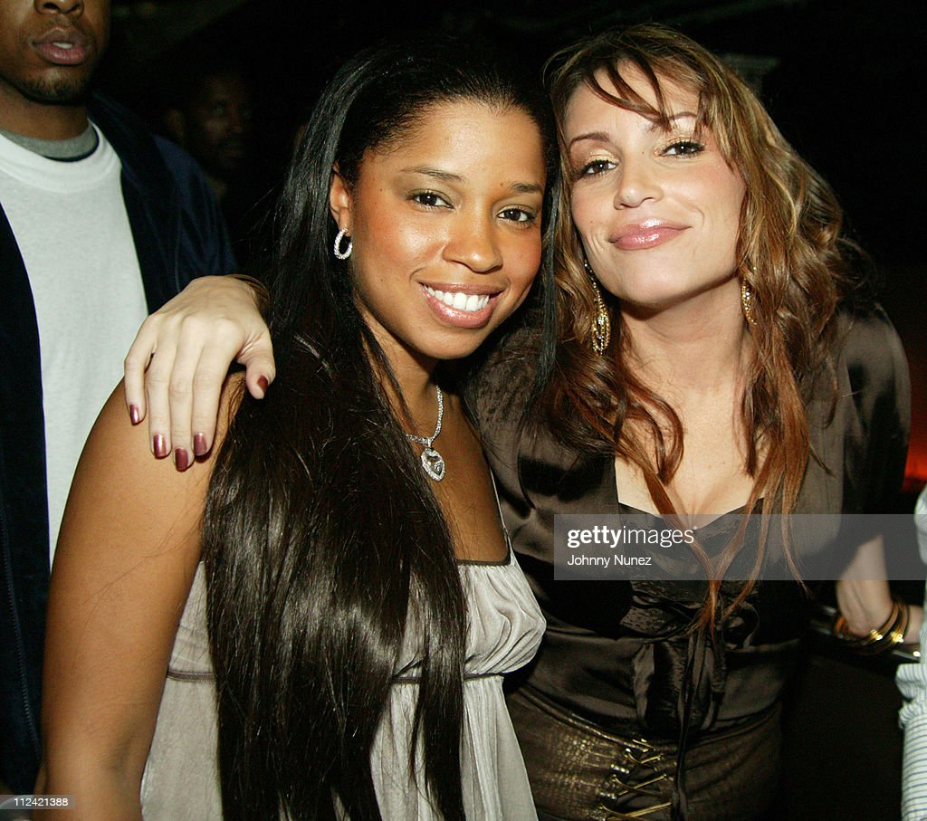 Angie Martinez's Birthday Party - January 14, 2005