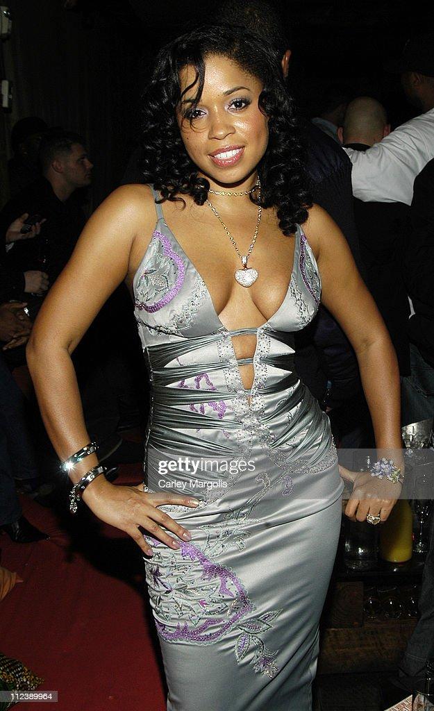 Mashonda Surprise Birthday Party - January 9, 2006