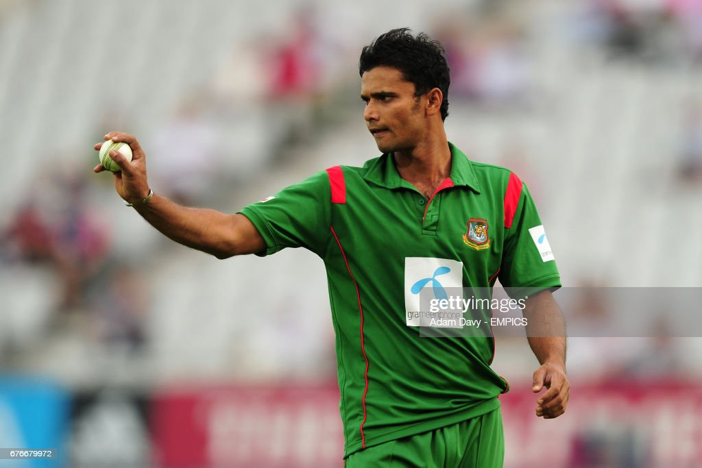 Cricket - NatWest Series - First One Day International - England v Bangladesh - Trent Bridge : News Photo