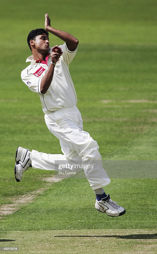 First Test, England v Bangladesh - Day One : News Photo