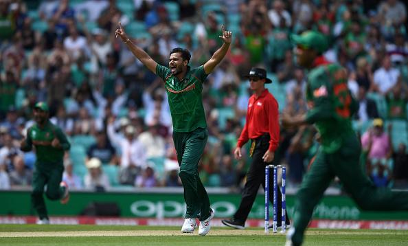 England v Bangladesh - ICC Champions Trophy : News Photo