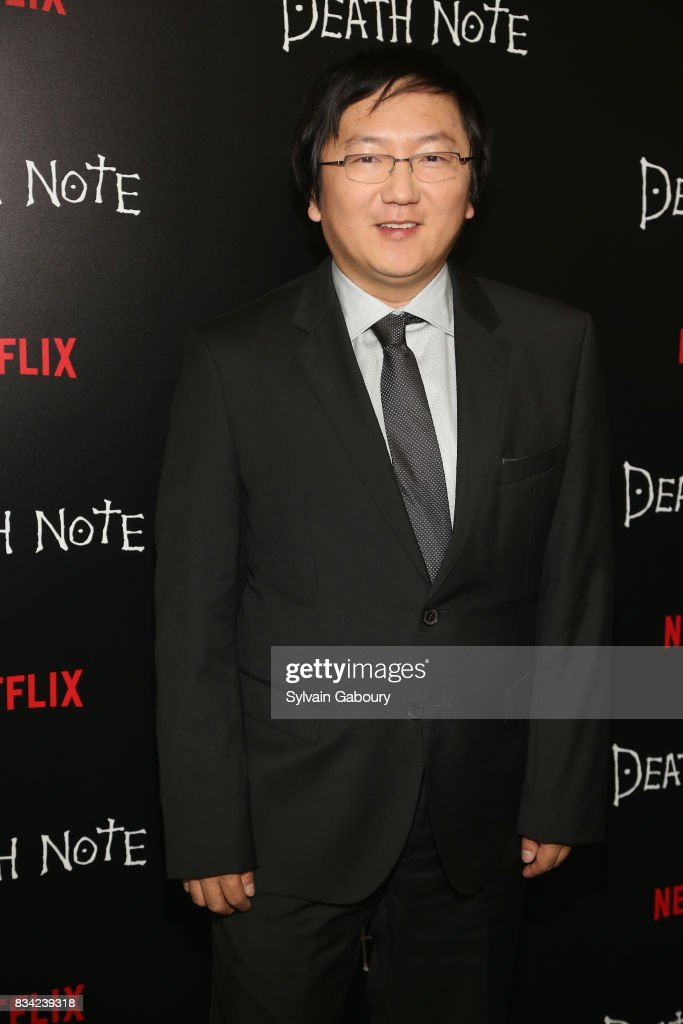Masi Oka attends 'Death Note' New York Premiere at AMC Loews Lincoln Square 13 theater on August 17, 2017 in New York City.