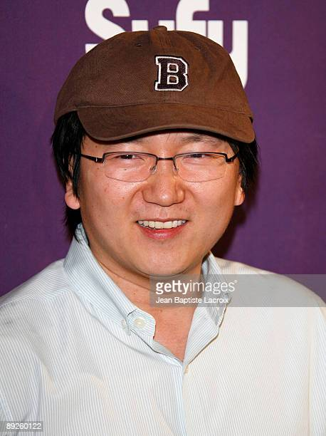 Masi Oka attends Entertainment Weekly's Syfy Party during Comic-Con 2009 held at Hotel Solamar on July 25, 2009 in San Diego, California.