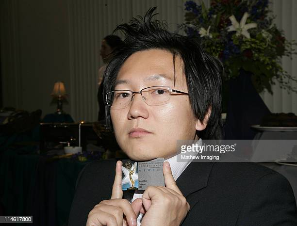 """Masi Oka during The Academy of Television Arts and Sciences Presents An Evening with """"Heroes"""" - VIP Reception at Leonard H. Goldenson Theatre in..."""