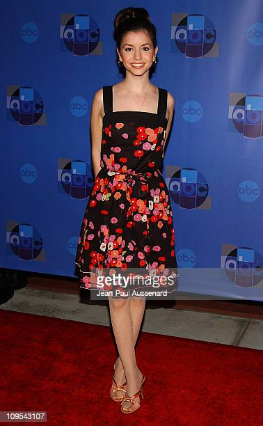 Masiela Lusha during ABC AllStar Party at Astra West in West Hollywood California United States