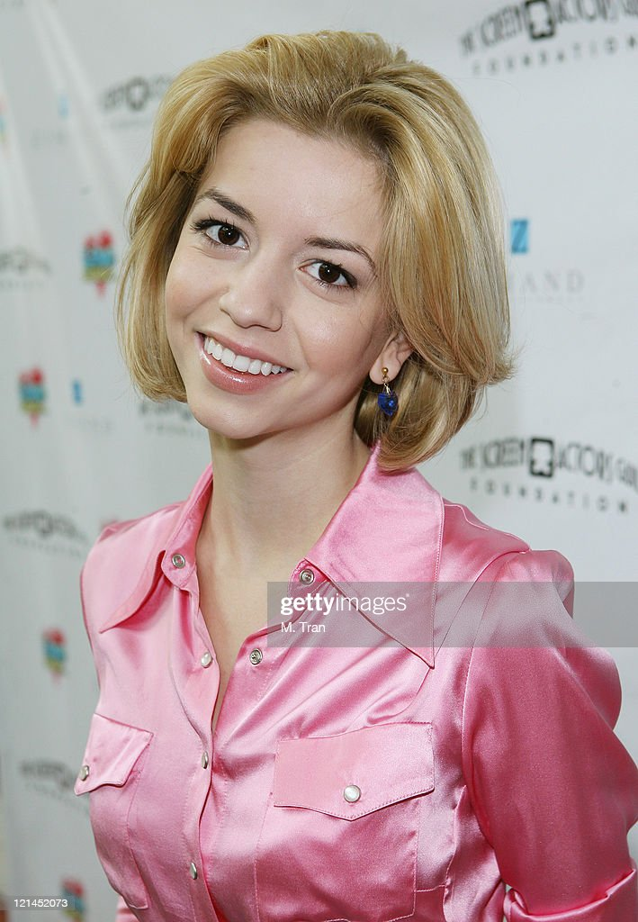 Masiela Lusha during The Screen Actors Guild Foundation and Zimand Entertianment Host Los Angeles Children's Love Equals Writing Contest at Beverly Center in Los Angeles, California, United States.