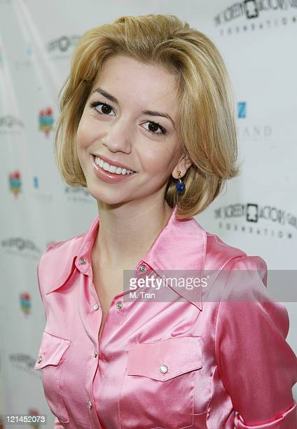 Masiela Lusha during The Screen Actors Guild Foundation and Zimand Entertianment Host Los Angeles Children's Love Equals Writing Contest at Beverly...