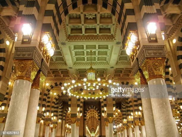Masjid Al Nabawi Ceiling