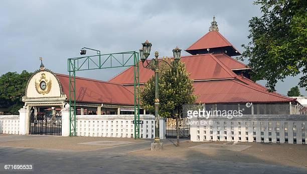 Masjid Gedhe Kauman Grand Mosque