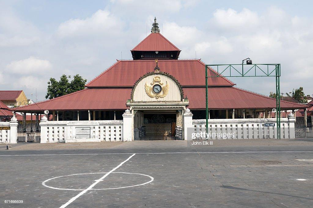 93 Foto Gambar Masjid Gedhe Kauman Paling Bagus
