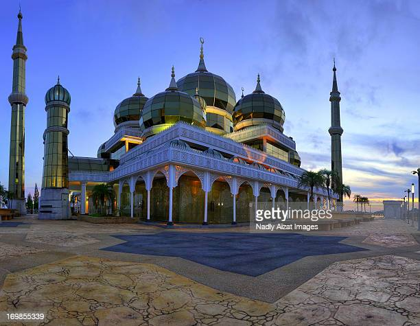 Masjid Kristal | Crystal Mosque, Kuala Terengganu.