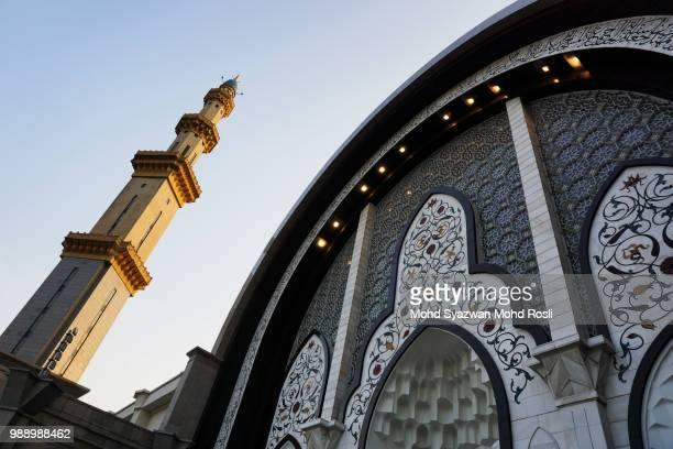 Masjid Wilayah Persekutuan Kuala Lumpur, Malaysia
