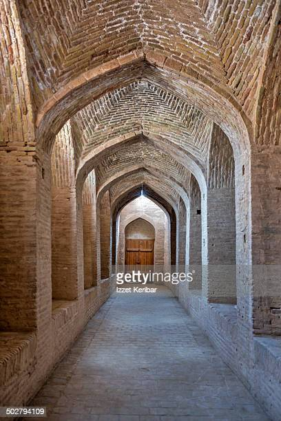Masjidi Jemah Mosque at Ardestan, Esfahan Province