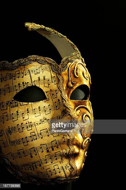 mask of carnival - masquerade mask stock photos and pictures